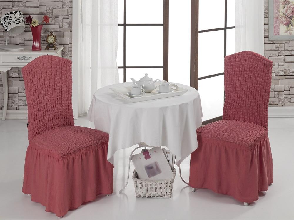 Комплект чехлов на стулья (6 предметов)