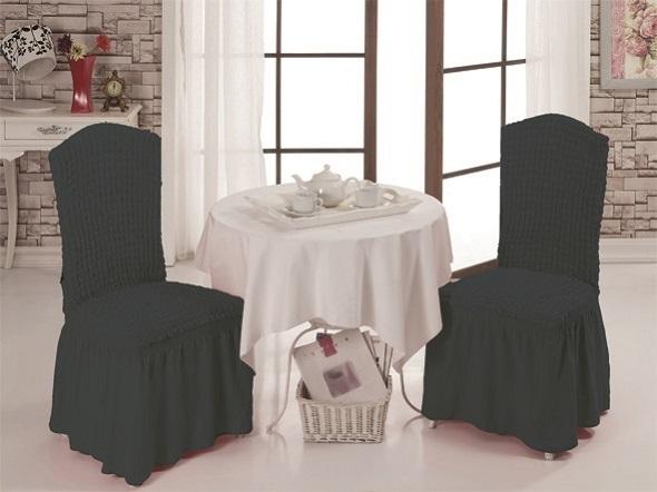 Комплект чехлов на стулья(6 предметов)