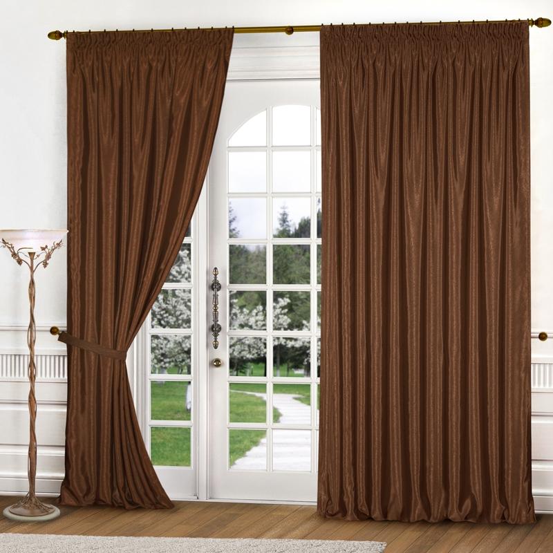 Классические шторы в гостиную и спальню