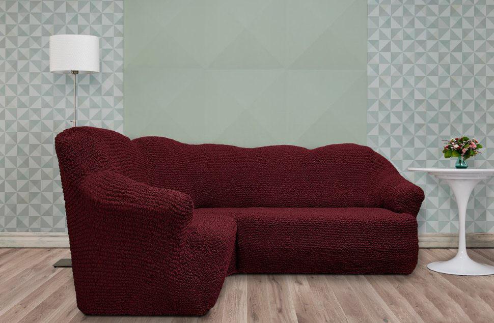 Чехол на угловой диван